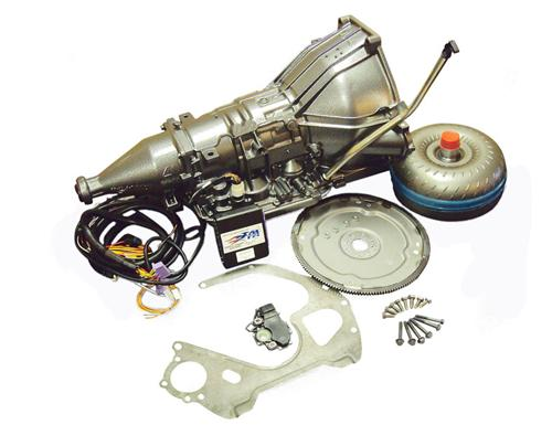 Mustang 4R70w Street Smart Transmission Kit 5.0 Coyote  SS45103