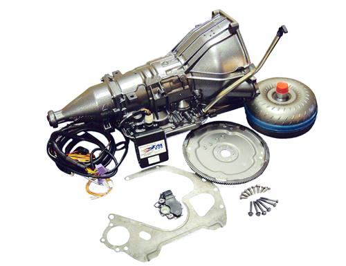 Mustang 4R70w Street Smart Transmission Kit 5.0 Coyote  SS45103 - Mustang 4R70w Street Smart Transmission Kit 5.0 Coyote  SS45103