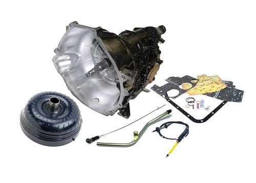 Mustang AOD Street Smart Transmission Kit (87-93) PASS53150