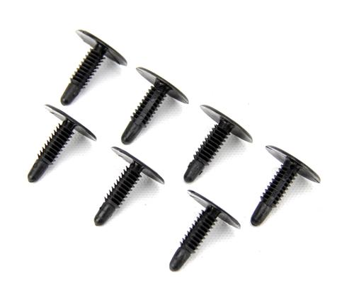 Mustang Rear Bumper Cover Push Pins (94-98) - Picture of Mustang Rear Bumper Cover Push Pins (94-98)