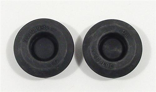 Mustang Rubber Cowl Plugs (79-93)