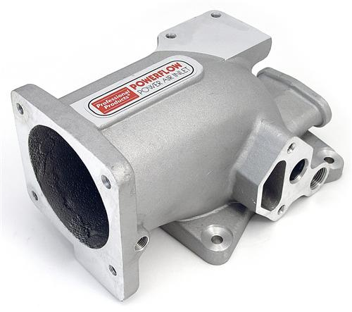 Professional Products Mustang 75mm Intake Plenum Satin (96-04) 4.6 2V