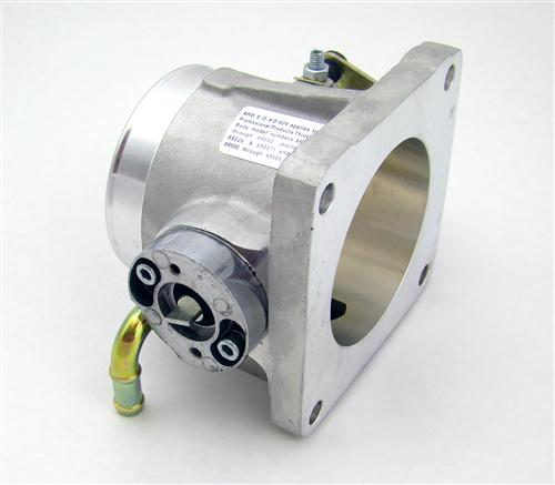 Professional Products Mustang 75mm Throttle Body Satin (86-93) GT 5.0