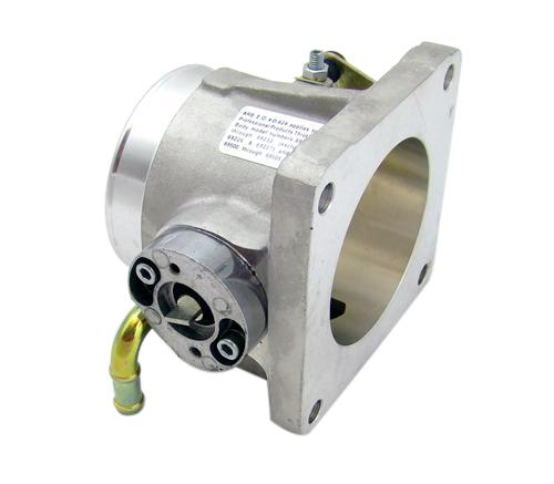 Professional Products Mustang 65mm Throttle Body Satin (86-93) GT 5.0 - Picture of Professional Products Mustang 65mm Throttle Body Satin (86-93) GT 5.0