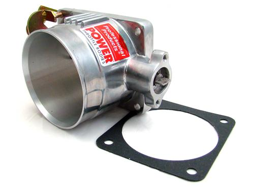 Professional Products Mustang 75mm Throttle Body Polished (96-04) GT 4.6 2V