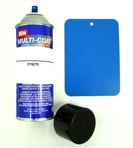1979-2014 MUSTANG SATIN BLUE VALVE COVER PAINT