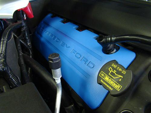 Valve Cover Paint Satin Blue