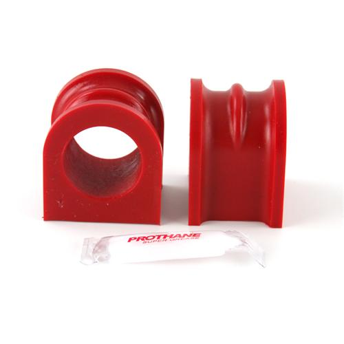 Prothane Mustang Front Sway Bar Bushings - 34mm  Red (05-14) 61161 - Prothane Mustang Front Sway Bar Bushings - 34mm  Red (05-14) 61161