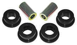 Prothane Mustang Rear Panhard Bar Bushings for Stock Bar Black (05-14)