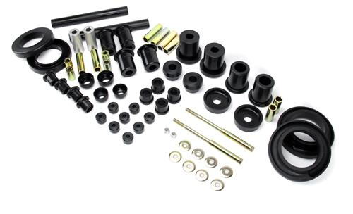 Prothane Mustang Total Bushing Kit (99-04) - Picture of Prothane Mustang Total Bushing Kit (99-04)