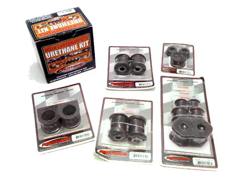 Prothane Mustang Total Bushing Kit Black (05-10) GT