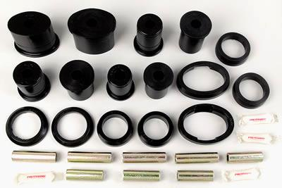 Prothane Mustang Rear Control Arm Bushing Set, Oval  (79-98)