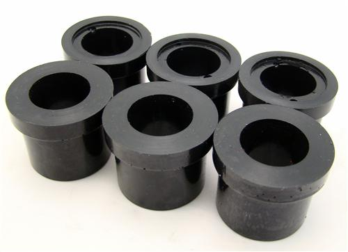 Prothane Mustang Steering Rack Bushings (79-84)