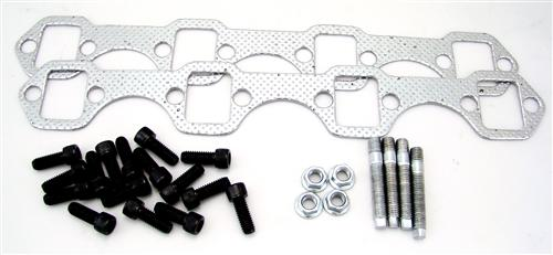 Pypes Mustang Shorty Header Stainless Steel (79-93) 5.0