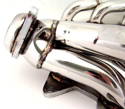 Pypes Mustang Shorty Headers Stainless Steel (05-10) GT 4.6L HDR54S