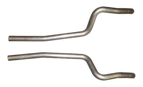 "Pypes Mustang Over Axle Pipes - 2.5""  (05-10)"