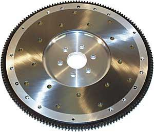 "Ram Mustang 10.5"" 28oz Billet Aluminum Flywheel 157 Tooth (86-95)"