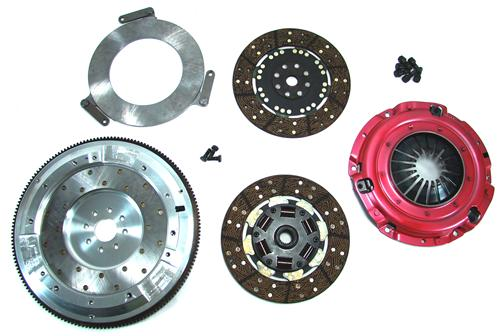 "Ram  Mustang Force 9.5"" Dual Disc Clutch Kit (11-14) 5.0L"