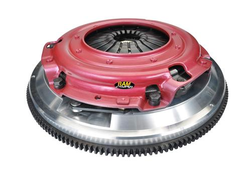Ram Mustang Force 10.5N Dual Disc Clutch Kit (11-14) GT