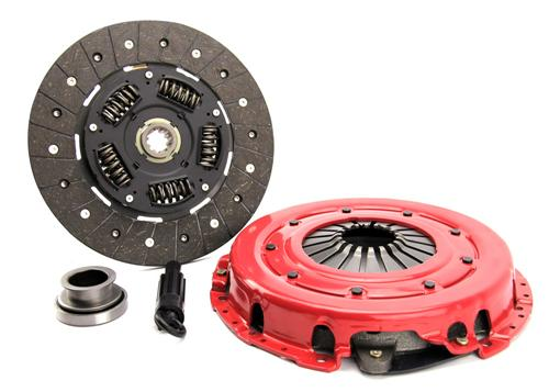 "1986-00 Mustang Ram Hdx Clutch Kit, 10.5"" 10 Spline for 5.0L & 4.6L - Picture of 1986-00 Mustang Ram Hdx Clutch Kit, 10.5"" 10 Spline for 5.0L & 4.6L"