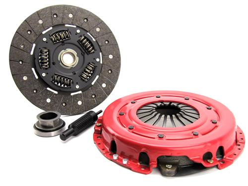"1986-00 Mustang Ram Hdx Clutch Kit, 10.5"" 26 Spline for 5.0L & 4.6L"