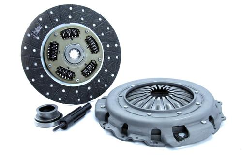 "1996-00 Mustang Ram Oe Replacement Clutch Kit, 10.5"" 10 Spline for 4.6L - Picture of 1996-00 Mustang Ram Oe Replacement Clutch Kit, 10.5"" 10 Spline for 4.6L"