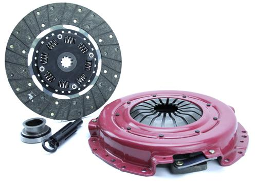 "1999-04 Mustang Ram Hdx Clutch Kit, 11"" 10 Spline for 4.6L - Picture of 1999-04 Mustang Ram Hdx Clutch Kit, 11"" 10 Spline for 4.6L"