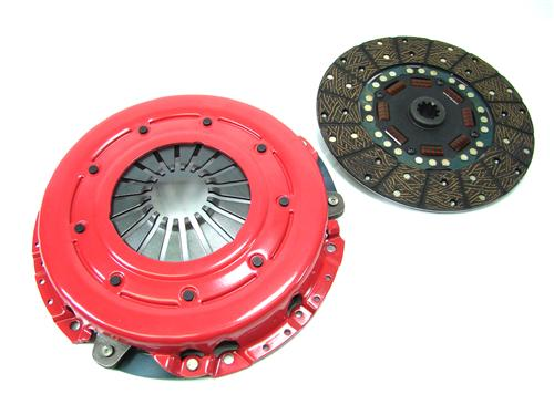 "Ram Mustang Hdx Clutch Kit, 11"" 23 Spline (11-14) 5.0L"