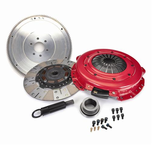 Ram Mustang 50oz Extreme Clutch Kit 10 Spline (82-95)