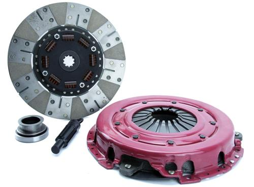 "1986-95 Mustang Ram Powergrip Hd Clutch Kit, 10.5"" 10 Spline for 5.0L - Picture of 1986-95 Mustang Ram Powergrip Hd Clutch Kit, 10.5"" 10 Spline for 5.0L"