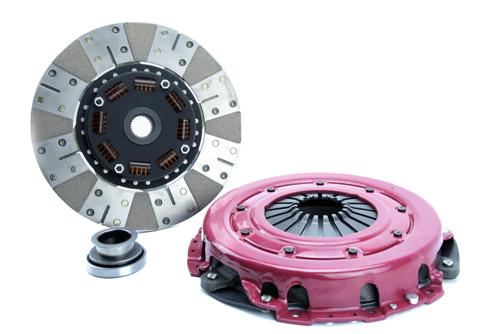 "1986-95 Mustang Ram Powergrip Hd Clutch Kit, 10.5"" 26 Spline for 5.0L - Picture of 1986-95 Mustang Ram Powergrip Hd Clutch Kit, 10.5"" 26 Spline for 5.0L"