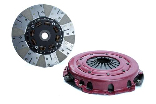 "Ram Mustang Powergrip Clutch Kit, 11"" 23 Spline (11-14) - Picture of Ram Mustang Powergrip Clutch Kit, 11"" 23 Spline (11-14)"