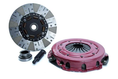 "Ram Mustang Powergrip Hd Clutch Kit, 11"" 23 Spline (11-14) 5.0L - Picture of Ram Mustang Powergrip Hd Clutch Kit, 11"" 23 Spline (11-14) 5.0L"