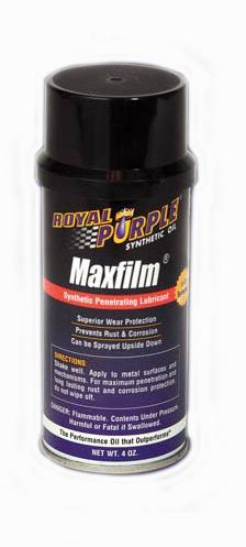 Royal Purple Maxfilm Spray Lubricant, 4oz