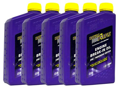 Royal Purple Break-In Oil Kit