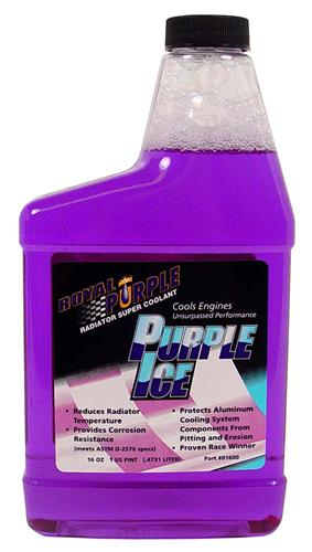 Royal Purple Purple Ice Cooling System Additive