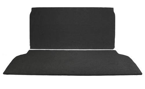 MMR Mustang Rear Seat Delete Dark Charcoal (99-04) Coupe