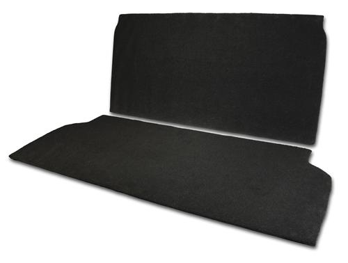 MMR Mustang Rear Seat Delete Dark Charcoal (99-04) Convertible