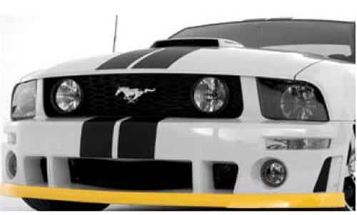 Roush Mustang Paintable Front Chin Spoiler (05-09) 401269