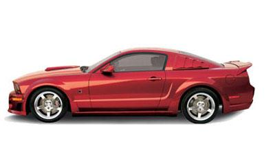 2005-09 Mustang Roush Complete Body Kit.   Link to pics and description  http://www.roushperformance.com/parts/Ford-Mustang-Body-Kit-2005-2009.html - Picture of 2005-09 Mustang Roush Complete Body Kit