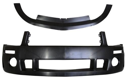 Roush Mustang Front Bumper Cover (05-09) GT 401422 - Picture of Roush Mustang Front Bumper Cover (05-09) GT 401422