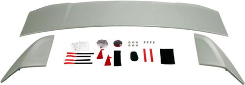 Roush Mustang Rear 3 Piece Spoiler (10-14) 420011 - Picture of Roush Mustang Rear 3 Piece Spoiler (10-14) 420011