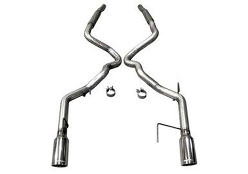 Roush Mustang High Performance Off-Road Exhaust Kit (2010) GT 4.6L 420025 - Roush Mustang High Performance Off-Road Exhaust Kit (2010) GT 4.6L 420025