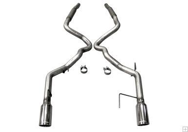 Roush Mustang High Performance Off-Road Exhaust Kit (2010) GT 4.6L 420025