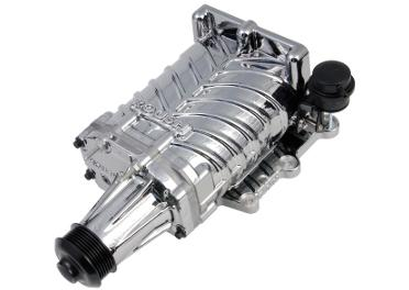 Roush Mustang 435HP Supercharger Kit Chrome (07-08) GT 4.6L 420115