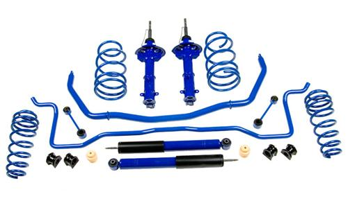 2011-14 Mustang Roush 5.0 Track Suspension Kit 1'' drop  Pics and description  http://www.roushperformance.com/parts/Mustang-Suspension-Kit-50-L-V8-2011-2012.html