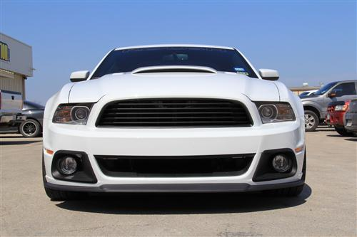 Roush Mustang Lower Fog Light Kit (13-14) - Roush Mustang Lower Fog Light Kit (13-14)