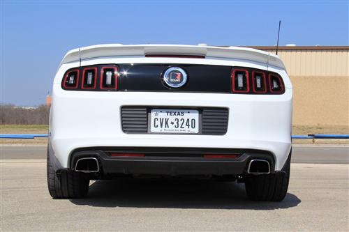 Roush Mustang Rear Valance Kit (13-14) 421406 - Roush Mustang Rear Valance Kit (13-14) 421406