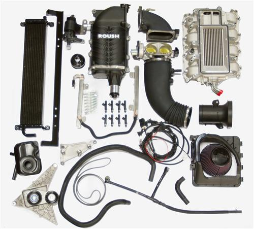 2011-13 Ford Raptor Roush Blower Kit/ Phase 2  http://www.roushperformance.com/parts/2011-2013-62L-Ford-F-150-Supercharger-ROUSH-R2300-Phase-2-Kit-590-HP.html