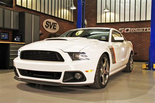 Roush Mustang Appearance Kit (13-14) - Roush Mustang Appearance Kit (13-14)